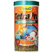 Tetra TetraPRO Goldfish Crisps Fish Food, 3.03 oz