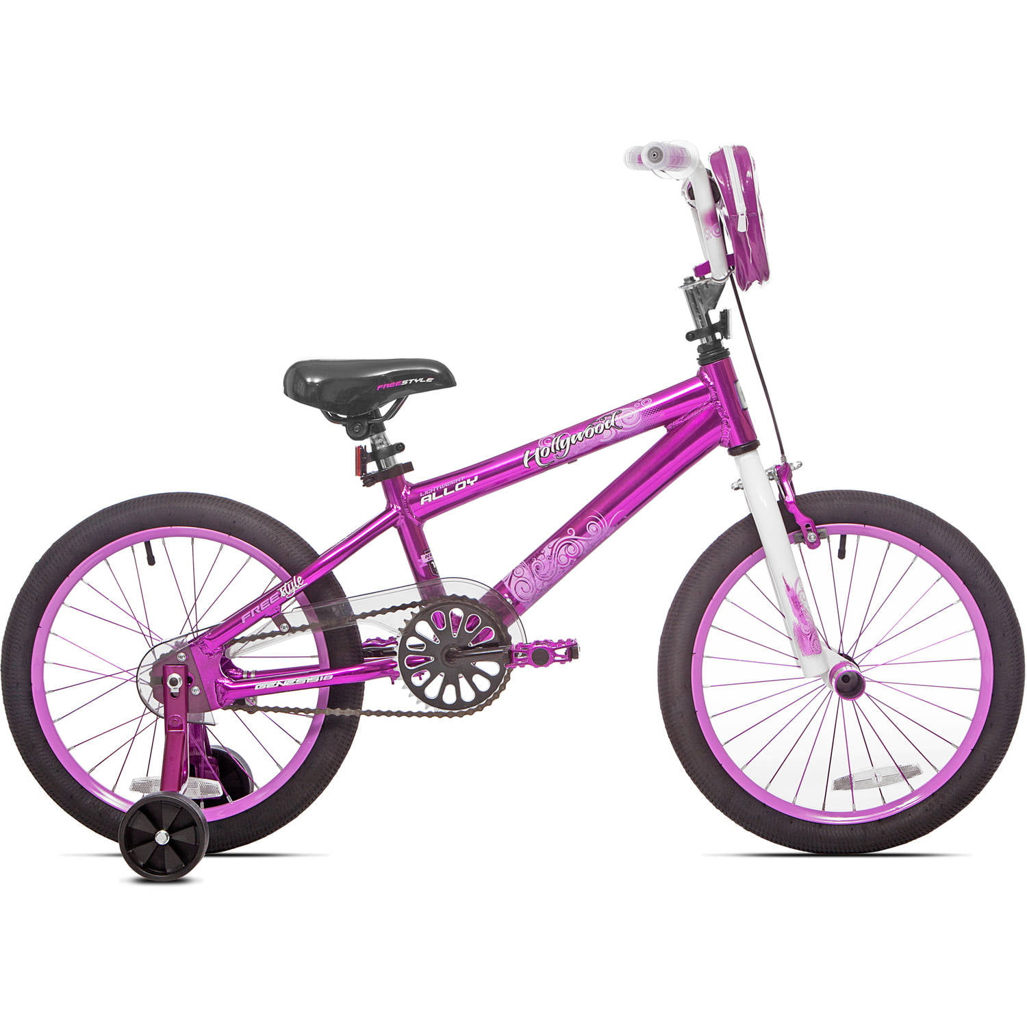 "18"" Girls' Genesis Hollywood Bike by"