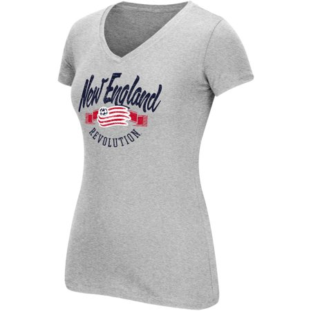 MLS New England Revolution Womens Arch Scarf Short Sleeve Tee