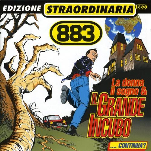 883 - La Donna Il Sogno & Il Grande Incubo [CD]