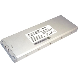 Compatible 6 cell (5400 mAh) battery for Apple Macbook 13...
