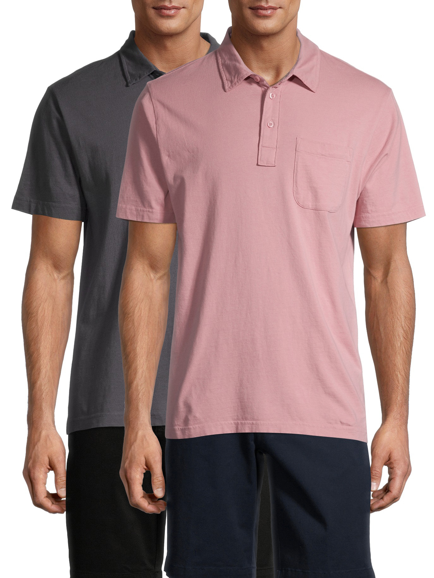 GEORGE BROWN SHORT SLEEVED POLO SHIRT SIZE  MEDIUM BRAND NEW WITH TAGS
