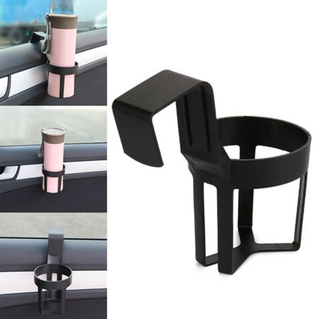 AkoaDa Car Van Truck Water Drink Bottle Cup Can Holder Hanging Cage Clip On Window (Clip Drink Holder)