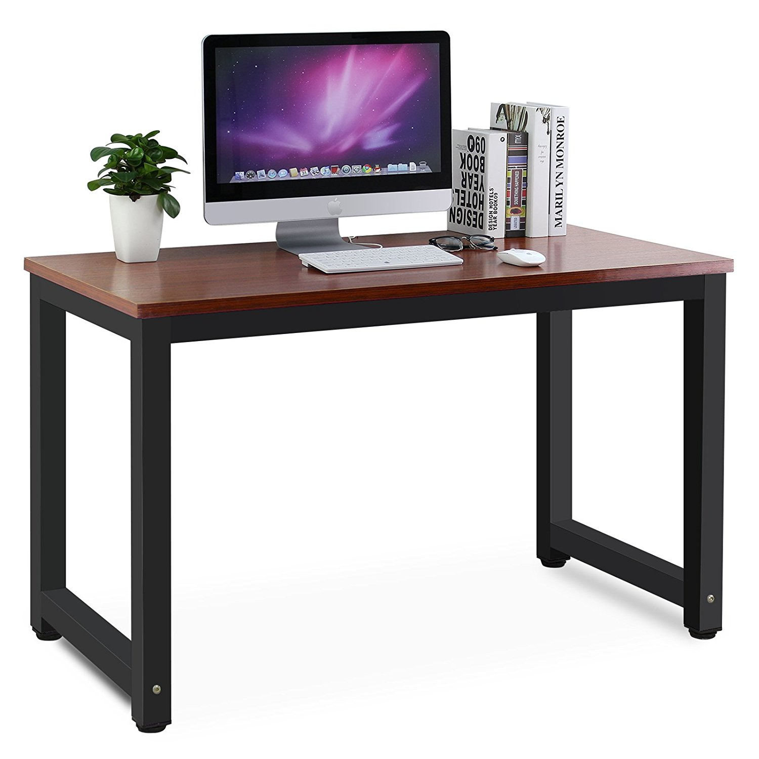 Tribesigns Computer Desk 63 Large