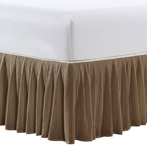 Serenta Pleat 14'' Bed Skirt