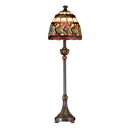 Dale Tiffany Aldridge Buffet Lamp (Dale Tiffany Garden)