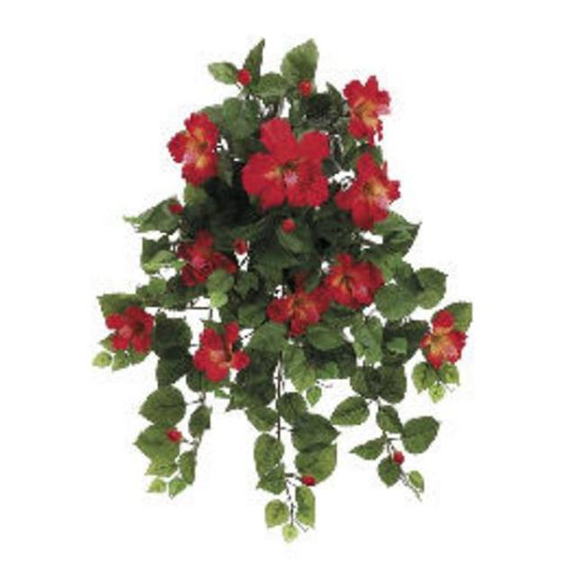 Allstate Floral & Craft FBH216-RE-TO 26 inch Tomato Red H...