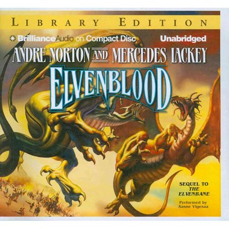 Elvenblood: Library Edition by
