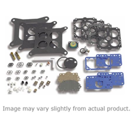 Holley Performance 37-119 Carburetor and Installation