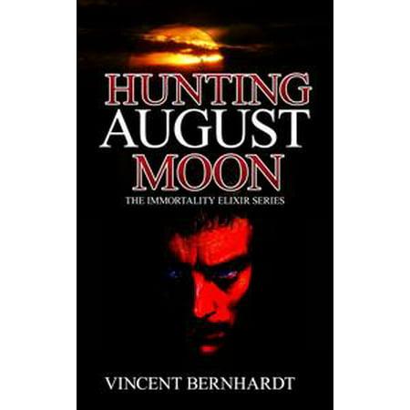 Hunting August Moon - eBook August Moon Outdoor Wall