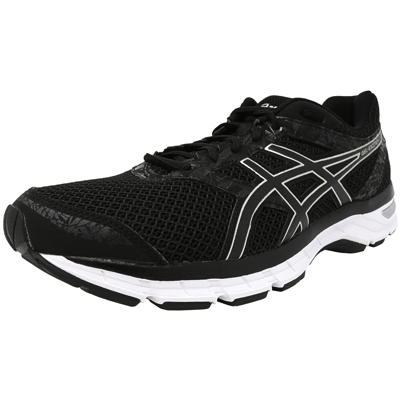 ASICS Asics Men's Gel Excite 4 Black Onyx Silver Ankle
