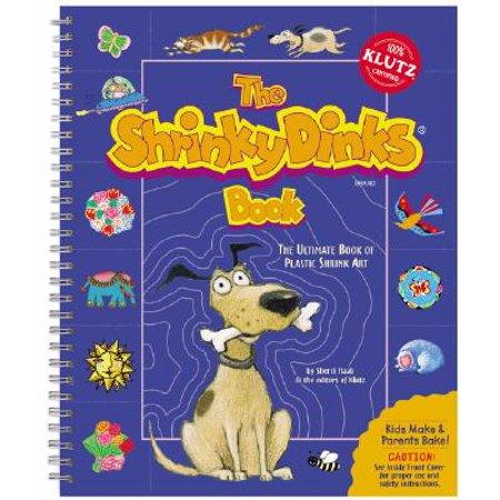 The Shrinky Dinks Book - Halloween Shrinky Dinks