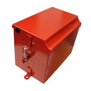 Battery Box For Case International Harvester M; Mv; Md; Super M;