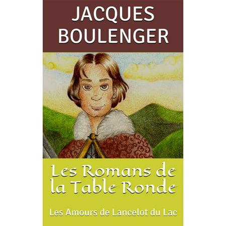 Les Romans de la Table Ronde: Les Amours de Lancelot du Lac - eBook](La Ronde Halloween)