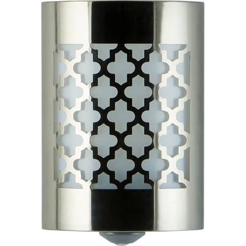 GE Moroccan LED CoverLite Night Light, 29847
