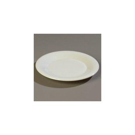 - Carlisle Food Service Products Sierrus  6.5'' Melamine Wide Rim Pie Plate (Set of 48)