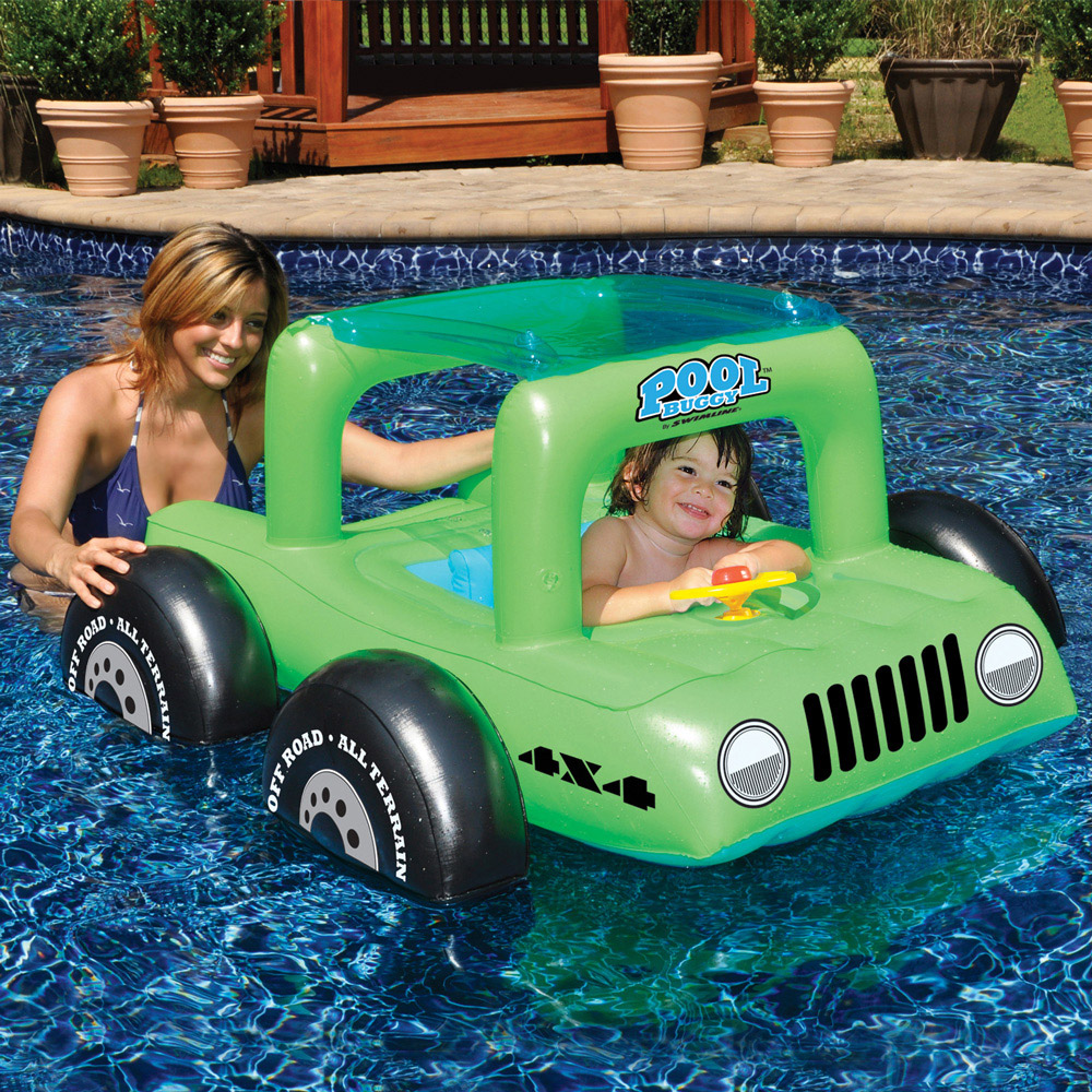 Swimline PoolBuggy for Swimming Pools by Robelle Industries Inc