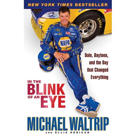 In the Blink of an Eye : Dale, Daytona, and the Day that Changed