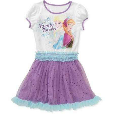 Frozen Dresses At Walmart (Frozen - Disney Disney Ss Forever Tutu)