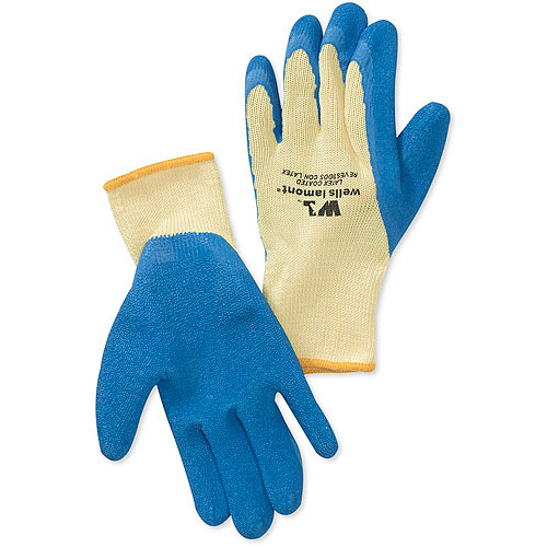 Wells Lamont Pack Premium Latex Coated Glove