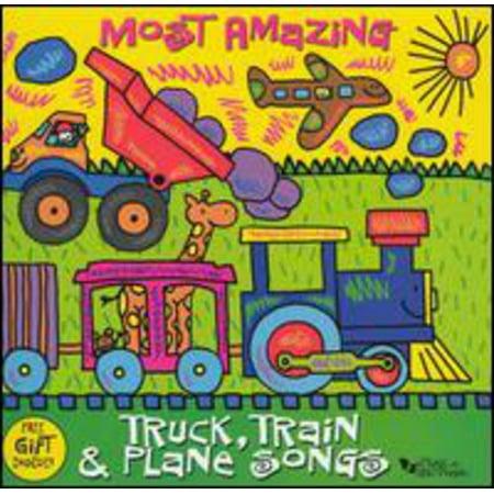 Most Amazing Truck, Train and Plane Songs](Halloween Songs For Preschool Lyrics)