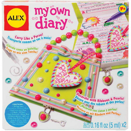 ALEX Toys Craft My Own Diary