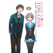 The Disappearance of Nagato Yuki-chan, Vol. 8 - eBook
