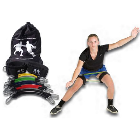 Lockdown Defender Resistance Band  Increase Quickness, Speed, & Tone