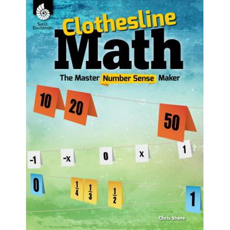 Halloween Color By Number Math Sheets (Clothesline Math : The Master Number Sense)