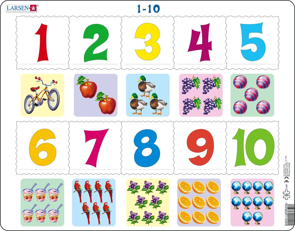35 Piece Tray /& Frame Style Puzzle Larsen Puzzles The Body Childrens Educational Jigsaw Puzzle Imported from Norway Exclusive Premium Handmade Puzzles