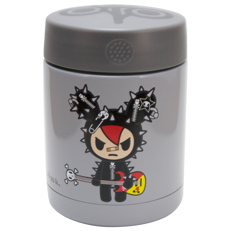 ZoLi TokiDINE Stainless Steel Insulated Food Jar, Cactus Rocker