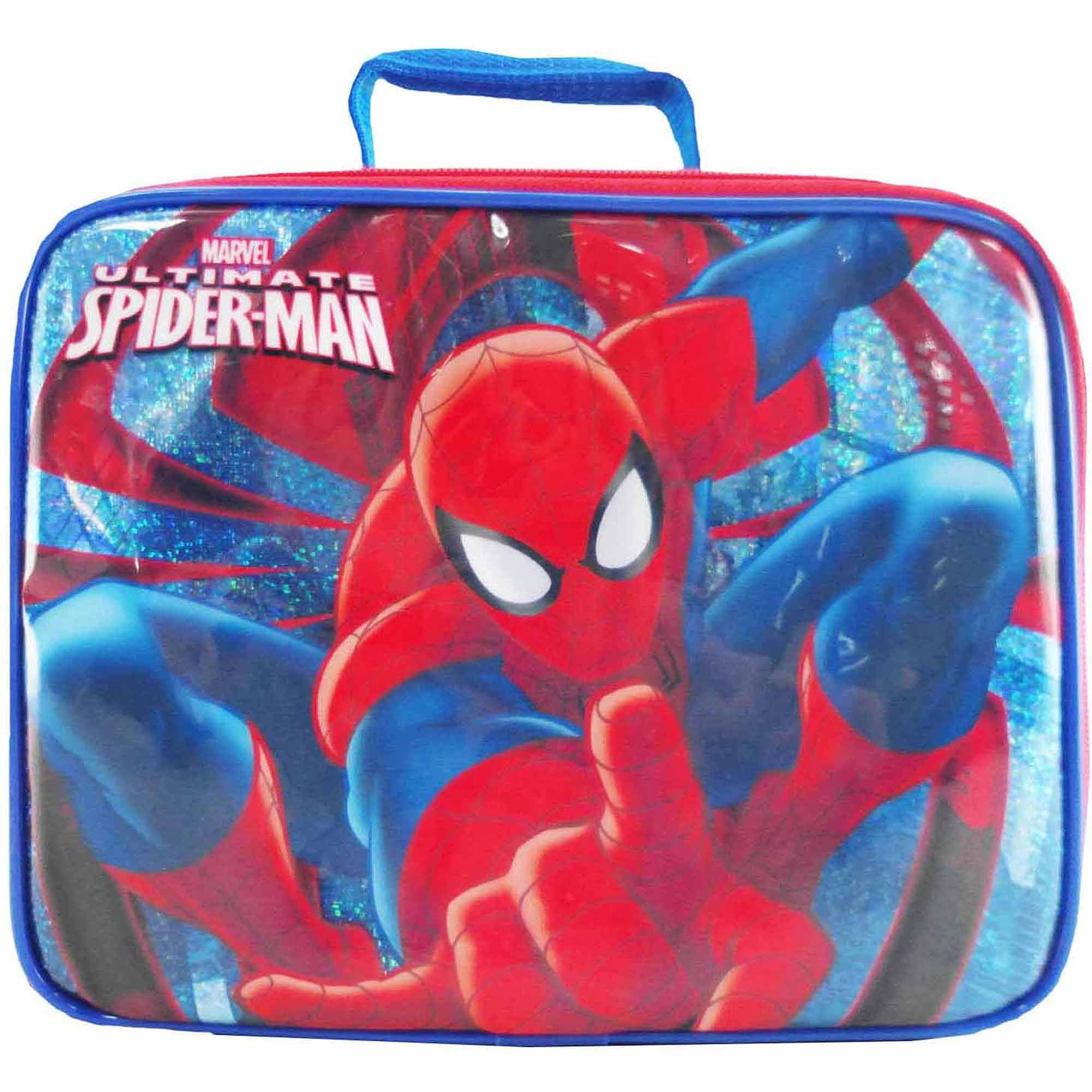 Lunch Bag - Marvel - Spiderman Jumping V2 Kit Case New US24221SCBL