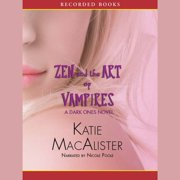 Zen and the Art of Vampires - Audiobook
