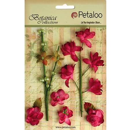 Yellow Floral Ephemera - Botanica - Petaloo