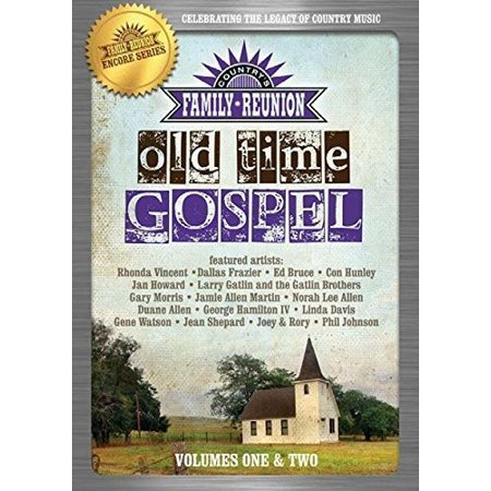 Country Family Reunion: Old Time Gospel: Volume 1-2 (DVD)