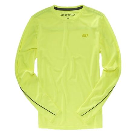 42022a30 Aeropostale - Aeropostale Mens Long Sleeve Wick Away Active T-shirt -  Walmart.com
