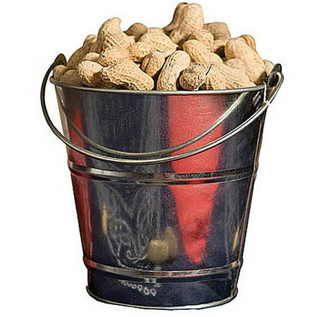 Small Tin Buckets (Tin Bucket, Set of 12)