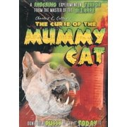 The Curse of the Mummy Cat (DVD) by