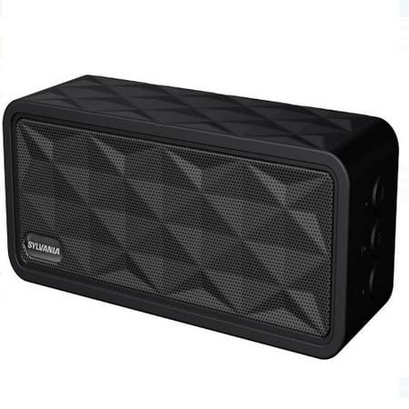 sylvania bluetooth speaker sp262 manual