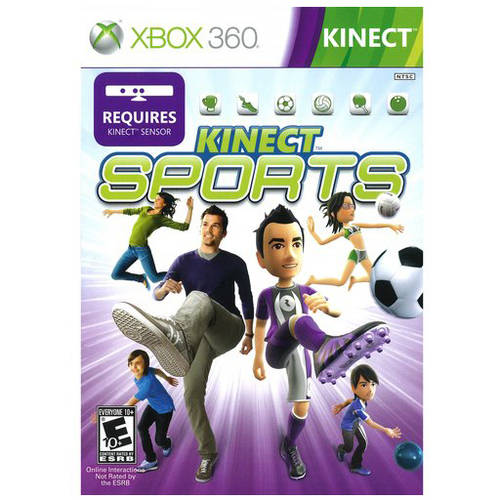 Kinect Sports (Xbox 360) - Pre-Owned