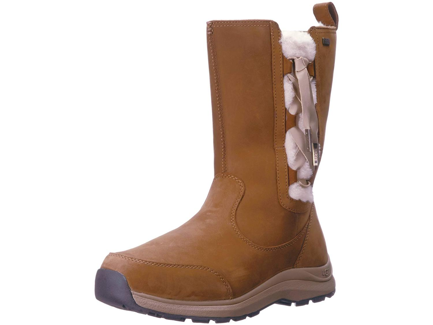 6ae89d755ce Women's Suvi Snow Boot, Chestnut, Size 8.0