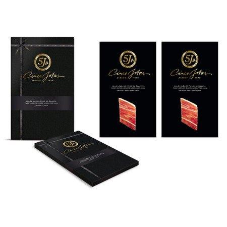 - Paleta De Iberico Ham, Pre-sliced Gift Set - 2 x 1.5 Oz