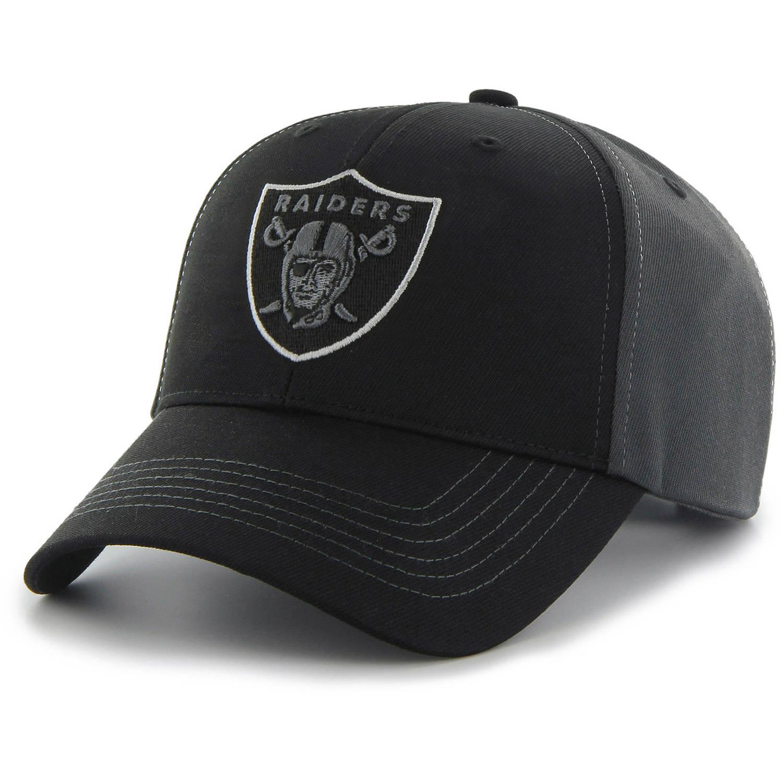 NFL Oakland Raiders Blackball Cap / Hat by Fan Favorite