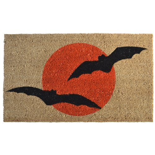 Imports Decor Molded Bats Doormat