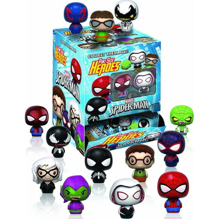 - Funko Pint Size Heores Marvel Spider-Man Vinyl Figure One Blind Bag