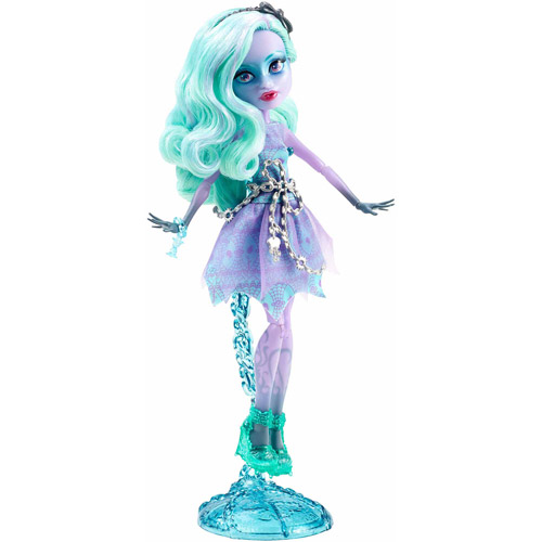 Monster High Haunted Getting Ghostly Spectra Doll by Mattel - Import (Wire Transfer)