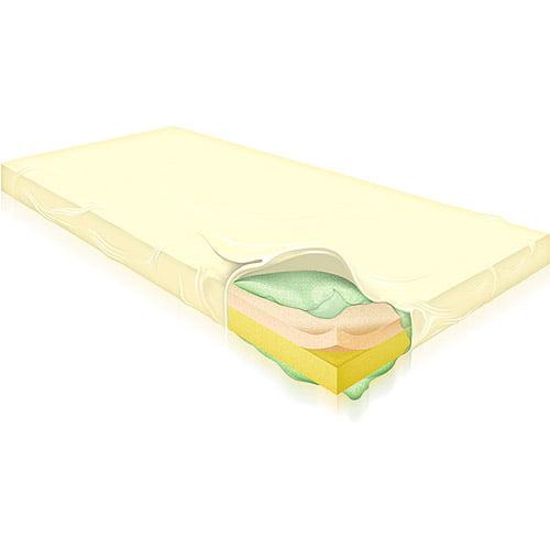 "Sleepsational 9"" Visco Memory Foam Mattress Walmart"