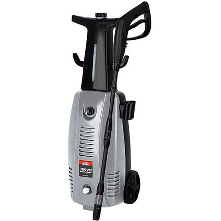 All Power 1800 PSI 1.6 GPM Electric Pressure Washer, Power Washer With Hose Reel for House, Walkway, Car and Outdoor Cleaning, APW5004