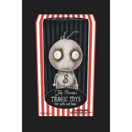 Dark Horse Tim Burton Stain Boy Vinyl Figure Walmart Com
