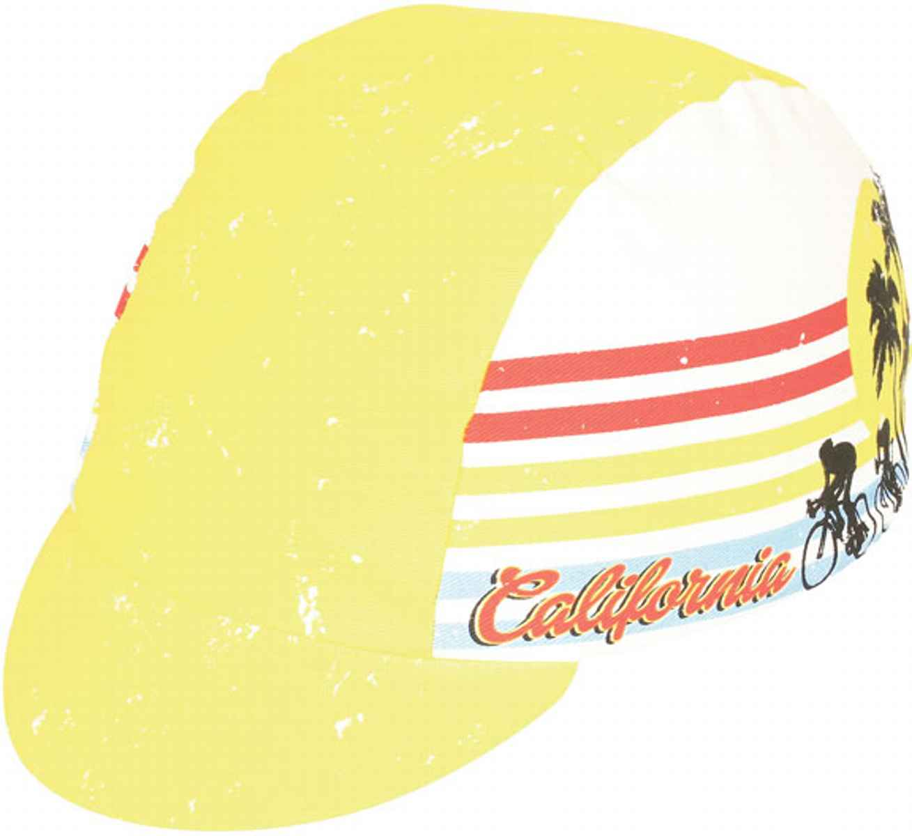 Pace Sportswear Cali Dreamin, Yellow - One Size - 15-0625